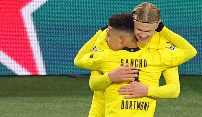 El Dortmund queda a solo un punto de asegurarse el pase a los octavos /Foto cortesía