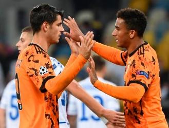 Morata le dio la clasificación a la Juve en Champions / foto cortesía