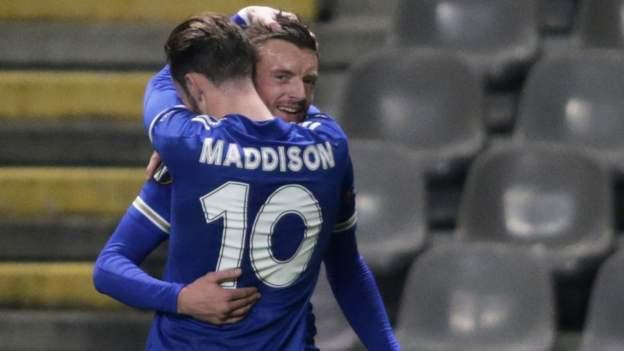 Leicester encabeza el Grupo G con 10 puntos /Foto cortesía