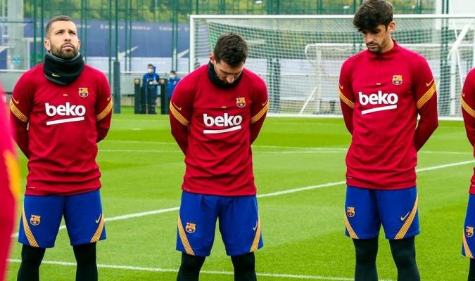 El próximo compromiso del Barcelona es contra el Osasuna