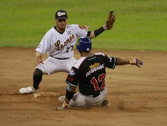 El Caracas y La Guaira en duelo interesante
