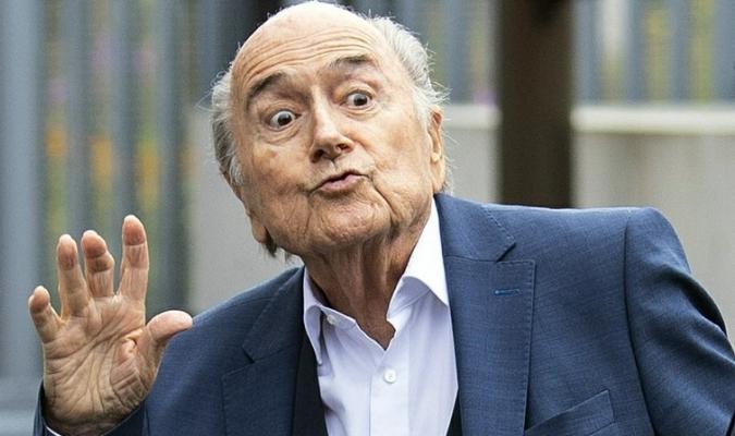 El dirigente mandó en la FIFA hasta 2015| AP