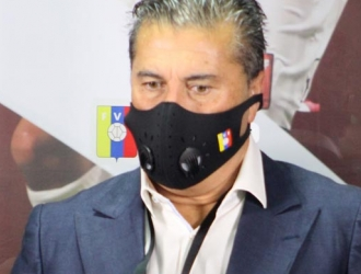 Dirige a La Vinotinto desde febrero  Prensa FVF