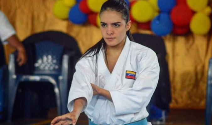 Andrea Armada actualmente es la mejor atleta posicionada en el ranking  para conseguir el boleto a T