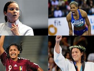 La mujeres que marcaron la pauta en el deporte venezolano/Foto cortesía
