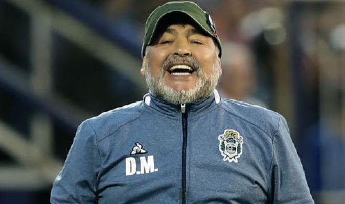 Maradona falleció a los 60 años de edad