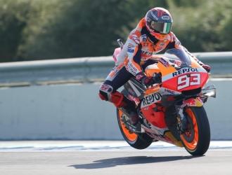 El español no compitió en 2020 por una fuerte lesión  @HRC_MotoGP