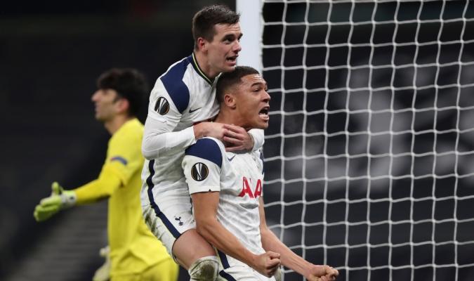 Tottenham clasifica primero de grupo / foto cortesía