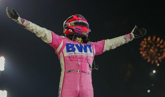 Ganó su primer Gran Premio en Baréin