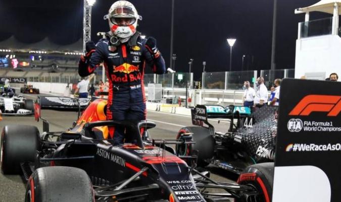Ganó el Gran Premio de Abu Dabi