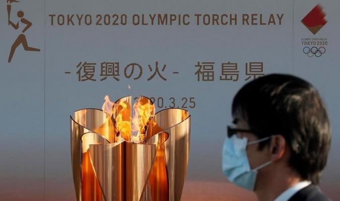 Tokio marca 100 días hasta el relevo de la antorcha olímpica con iluminación | Olimpismo 123| Meridiano.net