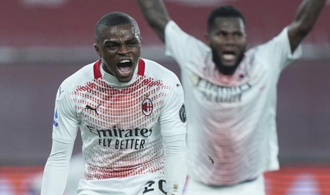 El joven Kalulu se estrenó como goleador en Serie A| AP