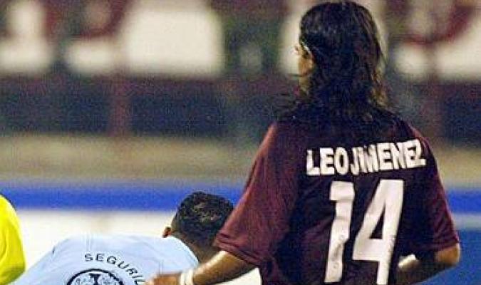 Jiménez defendió a la camiseta patria en 74 ocasiones| Archivo de Agencias