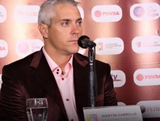 Iniciará su periplo como seleccionador Vinotinto  Prensa FVF