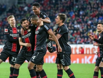 El Bayer Leverkusen encajó su segunda derrota en la actual temporada/Foto cortesía