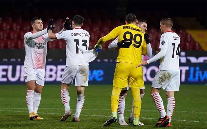 Los rossoneri inician el año con victoria /EFE