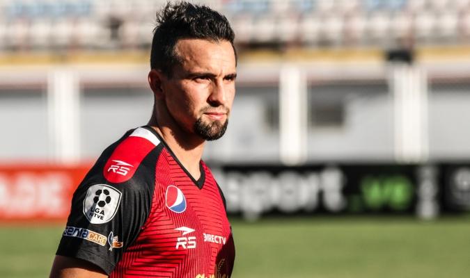 Será su segunda experiencia en el extranjero| Prensa Caracas FC