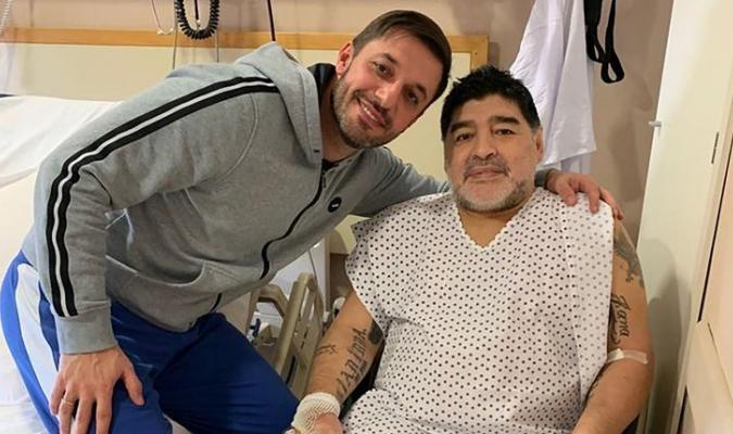 Maradona reconoció a cinco hijos / foto cortesía