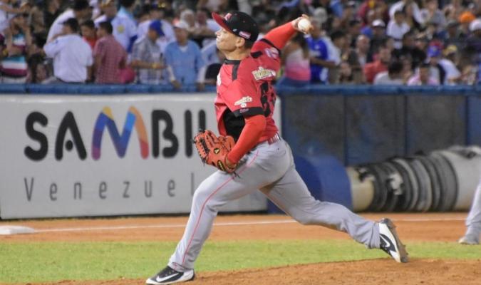El cubano Martínez es un brazo de garantías| Prensa Cardenales BBC