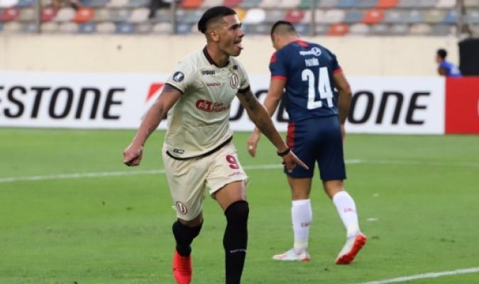 El entrenador cuenta con que Dos Santos pueda aportar al equipo como lo hizo en su paso por Perú /