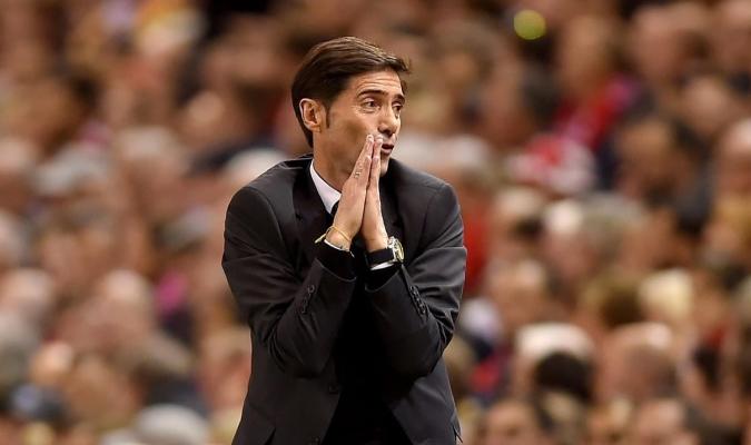 El entrenador del Athletic Club, Marcelino García Toral/Foto cortesía