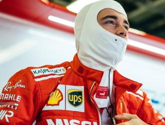 El monegasco estará en cuidados  Prensa Ferrari