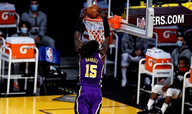 Lakers marcha en gran forma