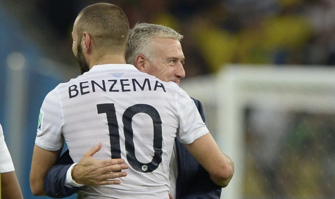 Benzema no ha sido llamado a la selección desde octubre de 2015