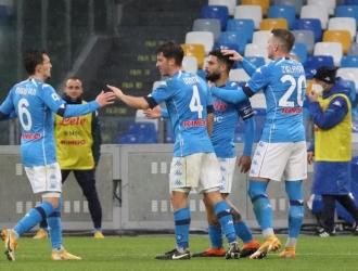 El Napoli jugó a placer
