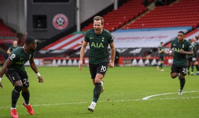 El Tottenham se reencontró con la victoria