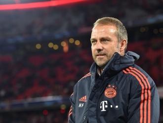 El entrenador del Bayern Múnich, Hansi Flick/Foto cortesía