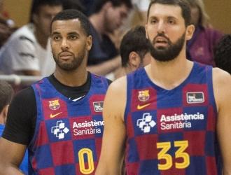 El retorno de ambos jugadores le da más profundidad al conjunto catalán / Foto cortesía