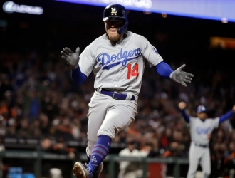 El boricua tiene promedio vitalicio de .240 en MLB| AP