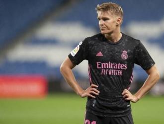 Ødegaard, que se unió al Real Madrid en 2015 con solo 16 años/Foto cortesía