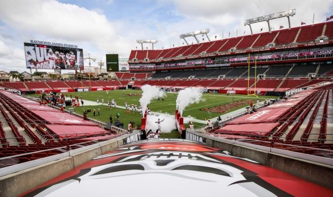 EL LV Super Bowl, la final de la liga de fútbol americano/Foto cortesía