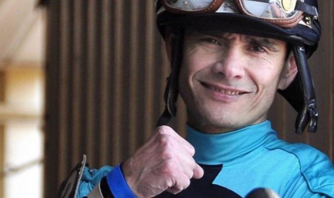 Castillo no dejó para nadie en Parx Racing/Foto archivo