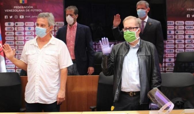 El periodo Rafael Esquivel fue reelecto para el periodo 2013-2017 / foto cortesía
