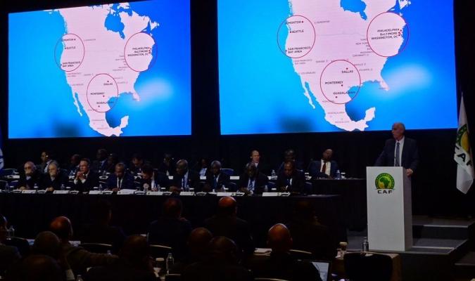 FIFA espera elegir las sedes a finales de este año / Foto cortesía