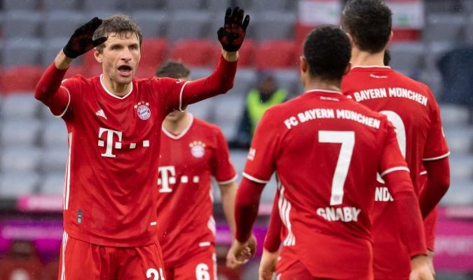Müller ha conquistado 27 títulos / foto cortesía