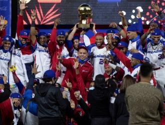 La Serie del Caribe contó con seis participantes