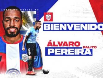 Pereira es el segundo fichaje que anuncia Estudiantes/@EstudiantesMEFC