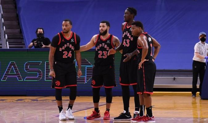 Los Raptors de Toronto no jugarán ningún partido en casa/Foto cortesía