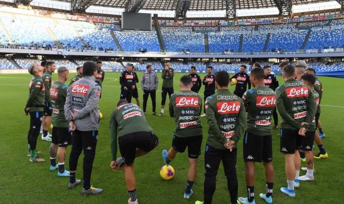 El equipo italiano enfrentará una dura prueba en España / Foto cortesía