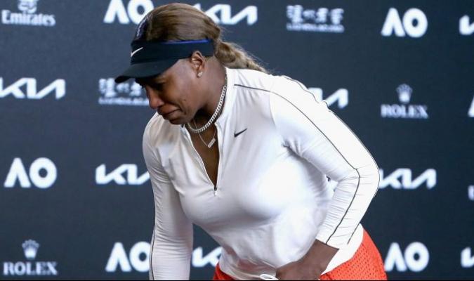 Serena cayó en semifinales frente a Osaka / foto cortesía