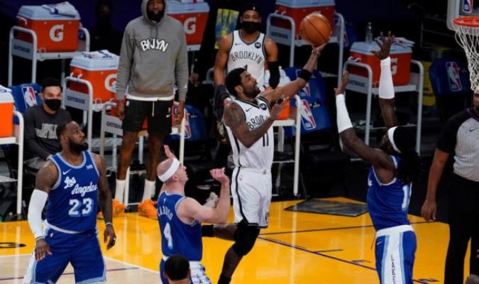 Nets lográ su quinta victoria consecutiva / foto cortesía