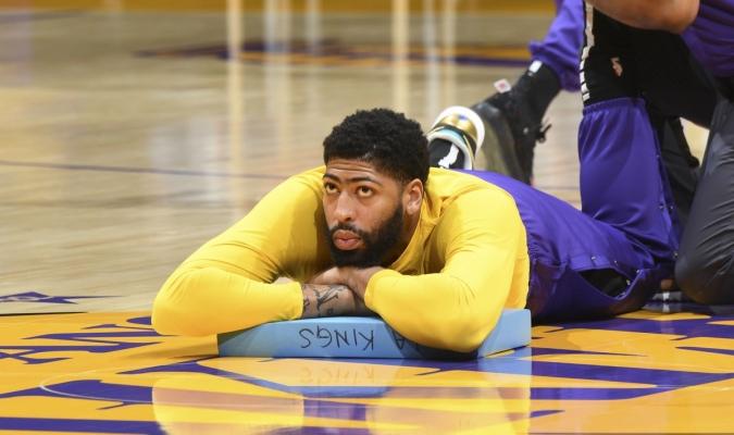 Lakers lleva marca de 1-1 sin Davis / foto cortesía