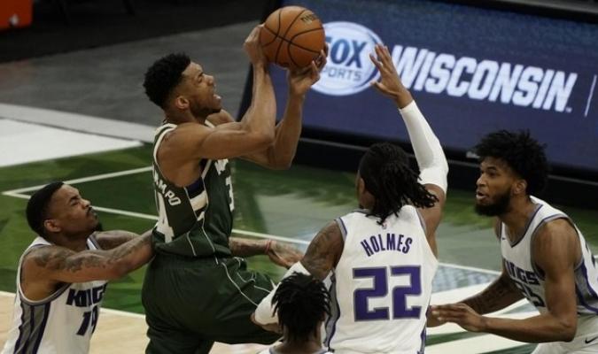 Bucks logra su segundo triunfo consecutivo / foto cortesía