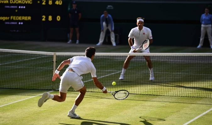 Wimbledon sigue explorando opciones para disputar el torneo en todos los escenarios posibles / Foto: