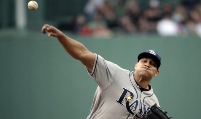 El derecho tiene 47 juegos en MLB| AP
