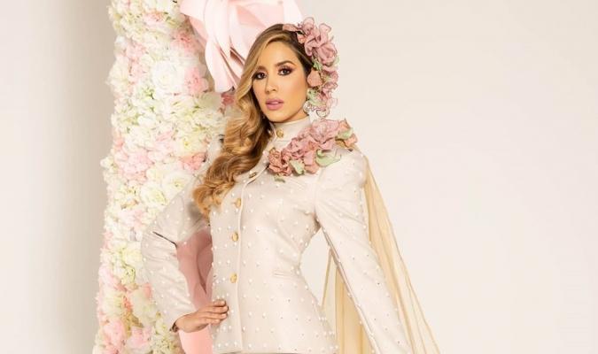 La miss venezolana buscará traer la corona al país / Foto cortesía